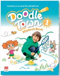 doodle town book cover