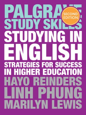 Studying in English, Palgrave Macmillan 2017