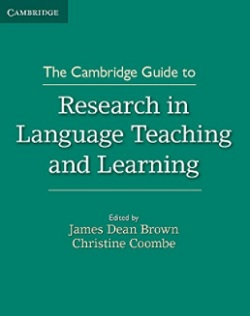 Research in Language Teaching and Learning, Cambridge University Press 2015