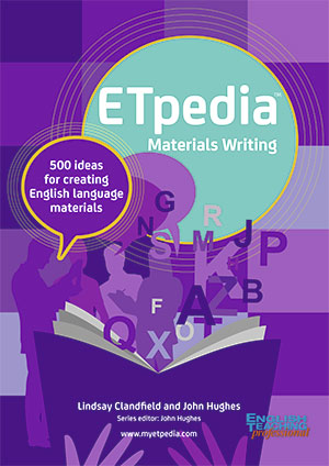 ETpedia: Materials Writing, Pavilion Publishing 2017