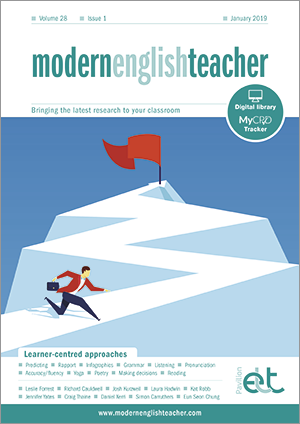 Modern English Teacher - Current issue