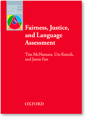 Fairness, Justice, and Language Assessment: The Role of Measurement