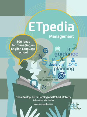 ETpedia Management 500 ideas for managing an English Language school