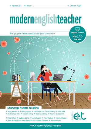 Modern English Teacher July 2020 cover