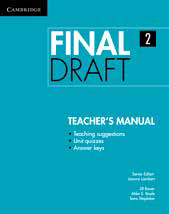 Final Draft (Level 2) - Teacher's Manual