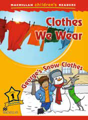 Clothes We Wear - George's Snow Clothes (Level 1)